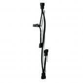 Cable Ladrón Alimentación PWM a 4 PWM 4 Pin 24 cm