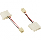 Cable Adaptador 3 pin a MOLEX Hembra