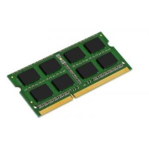 Memoria RAM Kingston KVR1333D3S8S9/2G SoDIMM DDR3 2 GB PC3-10600 1333 MHz CL9 Non-ECC Unbuffered