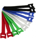 Bridas de Velcro InLine 5 Colores 10 unds.