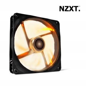 Ventilador Caja NZXT RF-FZ140-O1 Led Naranja 140 x 140 x 25 mm