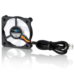 Ventilador Caja Fractal Design Silent Series R2 50 x 50 x 10 mm