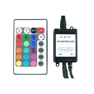 Controlador Phobya con Control Remoto para RGB-Flexlight