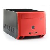 Caja PC Mini-ITX Itek nCube Roja