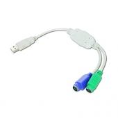 Adaptador Iggual USB a PS/2